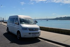 One of our luxury transporters in Mornington